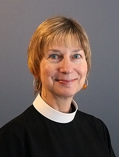 Rev. Rosalind Hall, Deacon